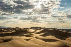 Fotografía horizontal Dunas de Sevrei, Mongolia nº01