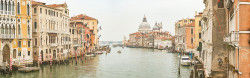 Cuadro panorámico Venecia nº02