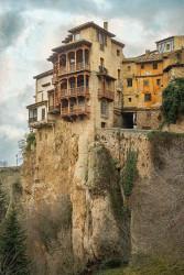 Fotografía vertical Casas Colgadas de Cuenca nº04