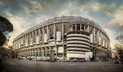Imagen Estadio Santiago Bernabeu en Madrid nº02