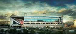 Imagen Estadio Vicente Calderón en Madrid nº02