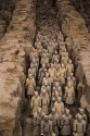 Cuadro Guerreros de Terracota de Xi'an China nº01