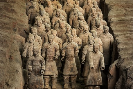 Imagen Guerreros de Terracota de Xi'an China nº09