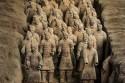 Cuadro Guerreros de Terracota de Xi'an China nº03