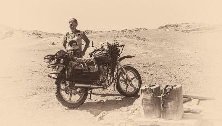 Imagen desierto de Mongolia nº03