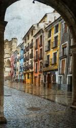 Fotografía vertical de Cuenca nº01